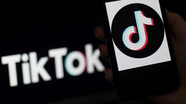 最新!川普下令字節跳動在90天內分拆TikTok美國業務(圖片:AFP)