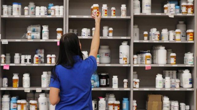 全球製藥代工需求高漲 台CDMO廠早一步擴產因應。(圖:AFP)