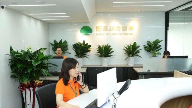 國泰證建議複委託的投資人可適度提高固定收益的資產部位。(圖:國泰證提供)