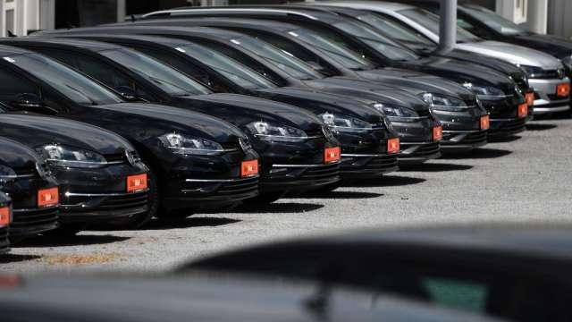 南韓7月份汽車出口年減11.7% 跌勢有所放緩(圖片:AFP)