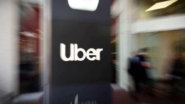 加州還能叫外賣!Uber關閉加州共享乘車業務 但送餐服務持續運作(圖片:AFP)