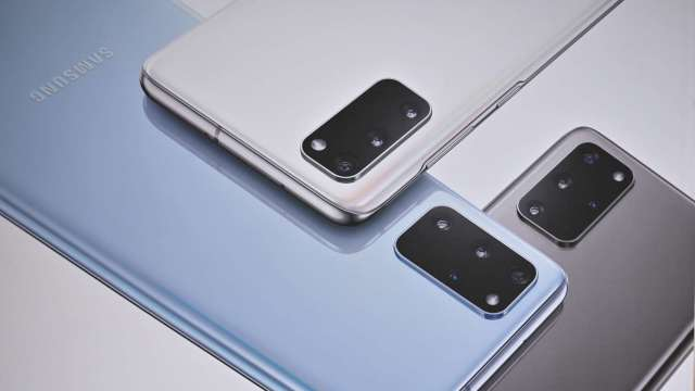 三星手機用戶有福!未來安卓系統將能更新3代 (圖片:AFP)