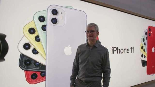 印媒:蘋果計畫明年年中之前 在印度生產iPhone 12(圖:AFP)