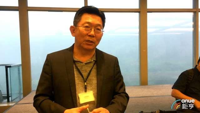 英特磊董事長暨總經理高永中。(鉅亨網資料照)