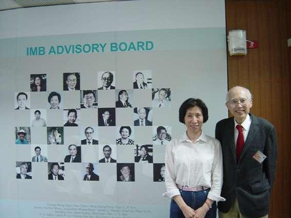 吳瑞教授(1928~2008 年)是中研院第 14 屆院士,於 1989 年回臺灣擔任中研院分生所籌備處主任,1998 年也協助成立中研院生物農業科學研究所(現在的農業生物科技研究中心)。 照片來源│余淑美