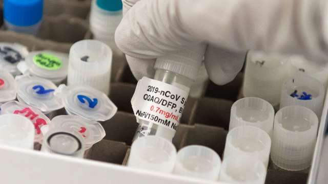 俄羅斯疫苗Sputnik V將進行4萬人試驗 最快下個月生產(圖片:AFP)