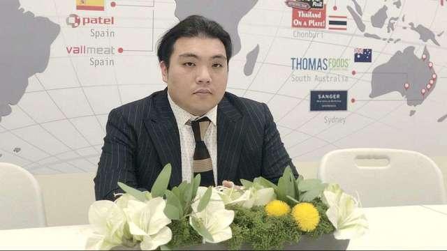 裕國董事長楊育偉(圖:公司提供)
