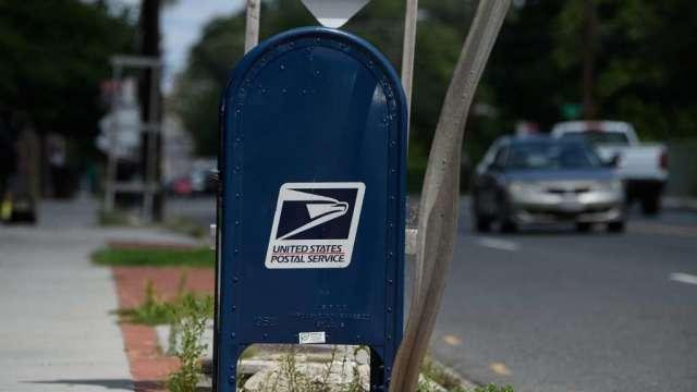 美國眾議院通過法案 向郵政署提撥250億美元緊急資金()