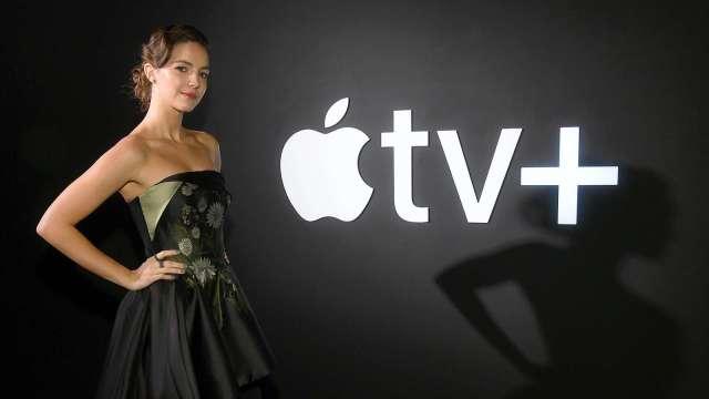 SONY電視跟進三星、LG 將內建「Apple TV+」  (圖片:AFP)