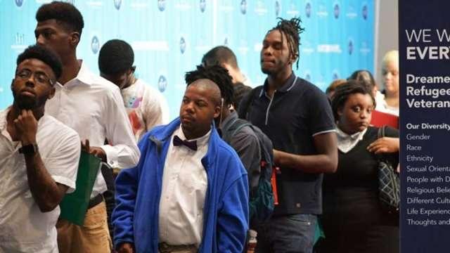 高盛 : 預估近1/4暫時性失業終將無法返回職場(圖:AFP)