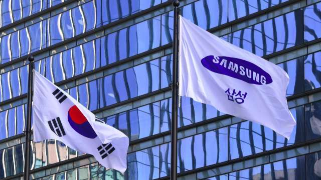 南韓單日疫情爆3月以來新高 三星晶圓及面板廠也傳確診 (圖片:AFP)