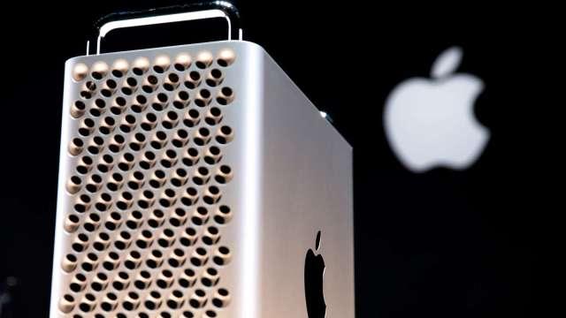 南韓反壟斷調查 蘋果承諾提供1000億韓元支持計畫以求結案(圖:AFP)