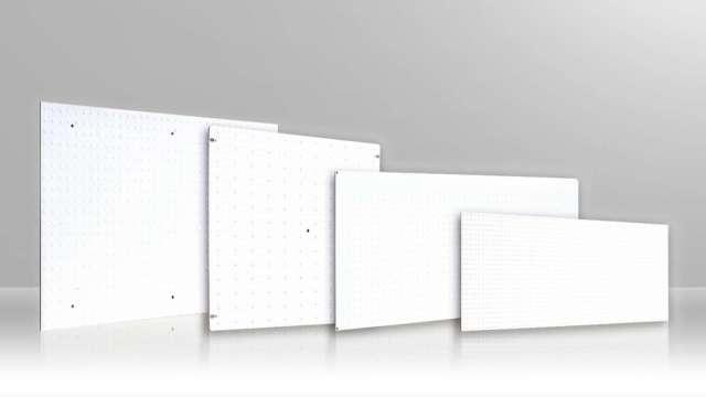隆達發表全系列新一代I-Mini LED背光產品。(圖:隆達提供)
