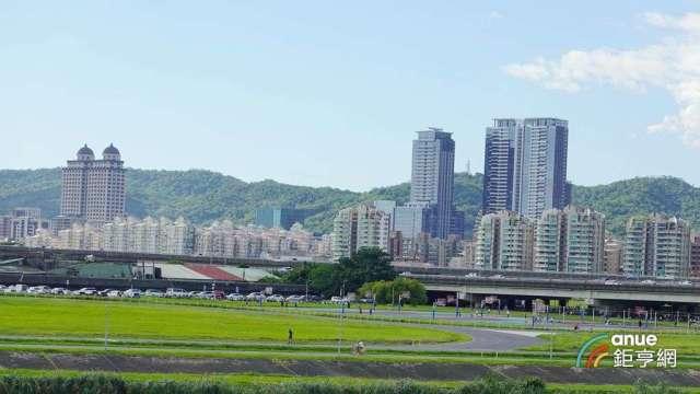 2020米其林在台北市以大直商圈最夯,樂群三路有四家上榜。(鉅亨網記者張欽發攝)