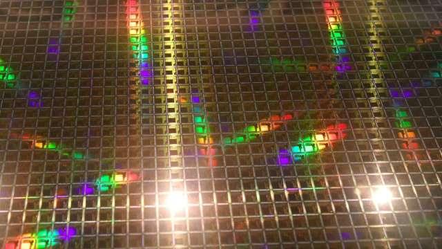 三星加速3D晶圓封裝技術部署 望明年與台積電競爭(圖片:AFP)