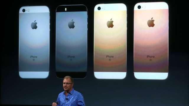 股價飛越500美元!蘋果證實印度組裝新款 iPhone SE (圖片:AFP)