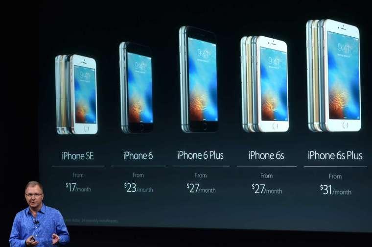 印度本土生產新款iPhone SE 可以讓蘋果繞開 20% 的印度進口關稅。 (圖片:AFP)