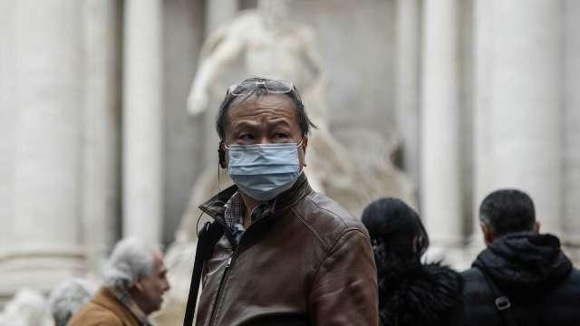 歐洲第二波疫情反彈 專家曝經濟濟關鍵為「恐懼係數」(圖片:AFP)