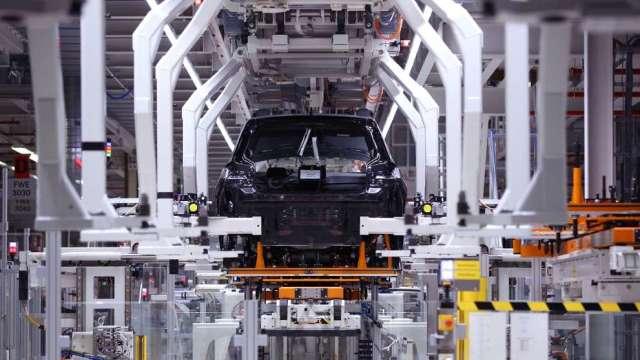 德國企業信心改善超過預期 製造業與服務業最樂觀(圖:AFP)