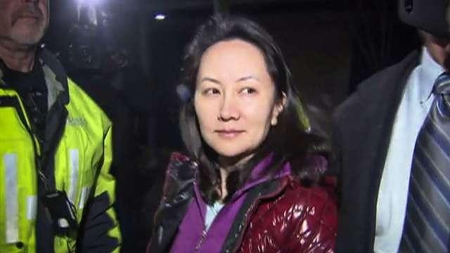 孟晚舟律師團要求取得完整秘密文件 遭加國法院駁回 (圖:AFP)