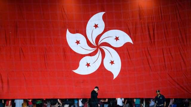 拋開政治紛擾 香港財富管理業務規模去年成長20%(圖片:AFP)