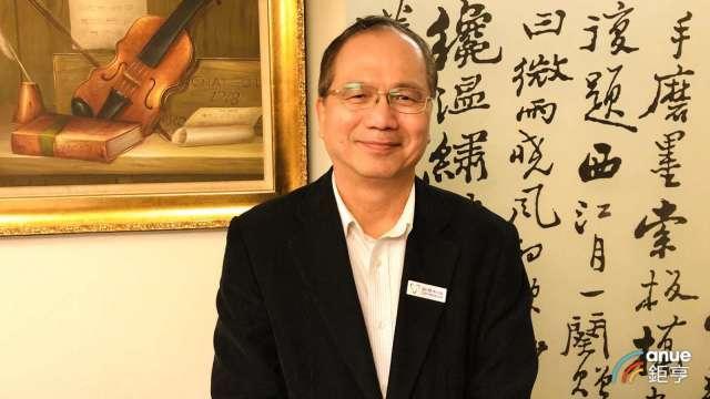 蔚華科董事長陳有諒。(鉅亨網資料照)