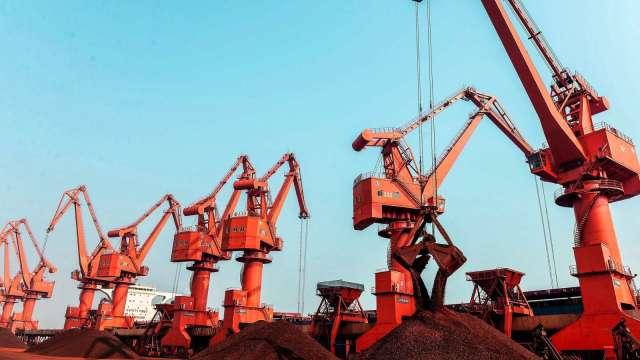 礦業龍頭CEO:中國正實現「強勁V型復甦」(圖片:AFP)