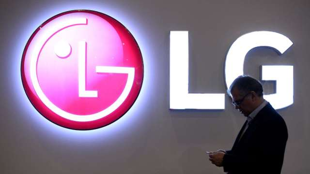 LG集團總部大樓傳出確診 部分區域關閉 (圖片:AFP)