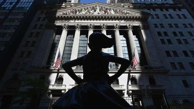 美股與現實脫節?經濟學家:美股走勢相當盲目(圖片:AFP)