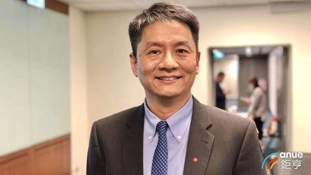 宏觀總經理李永健。(鉅亨網資料照)