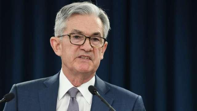 鮑爾宣布採用「平均通膨目標」 美股道指上漲100點(圖:AFP)