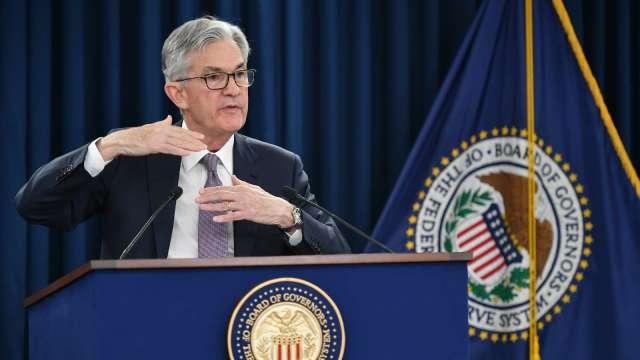 Fed重大政策調整!一文掌握鮑爾傑克森霍爾演說重點。(圖片:AFP)