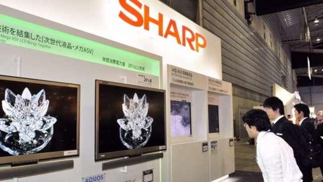 400億日元!傳JDI將賣白山廠給夏普(圖片:AFP)