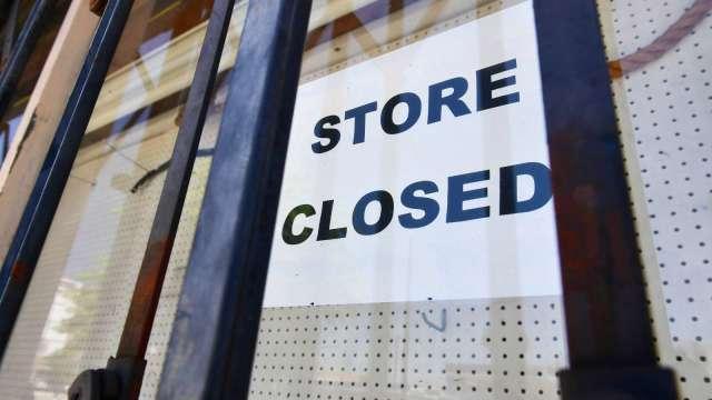美前Fed官員:若疫情管控不當 美國經濟恐陷雙底衰退(圖片:AFP)