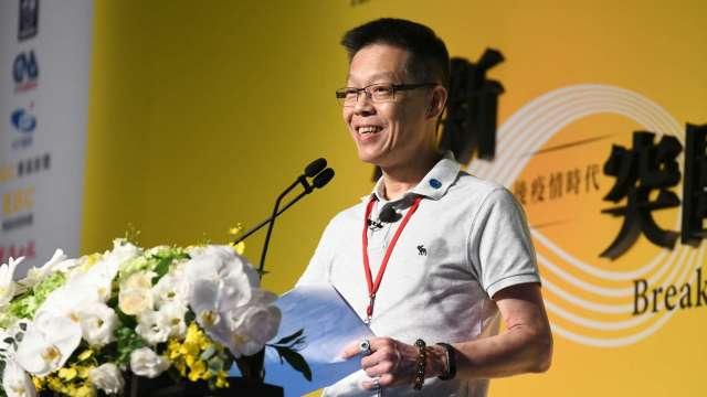 雲達科技總經理楊麒令。(圖:《天下雜誌》提供)