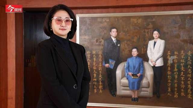 裕隆集團執行長嚴陳莉蓮。(圖:裕隆提供)