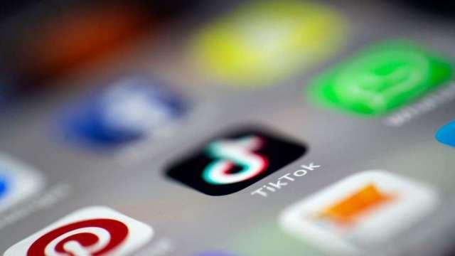 再傳新買家?TikTok對手Triller結盟投資大咖 競標美印紐澳資產 (圖:AFP)