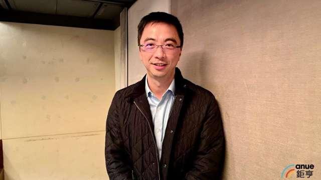台微體總經理葉志鴻。(鉅亨網資料照)