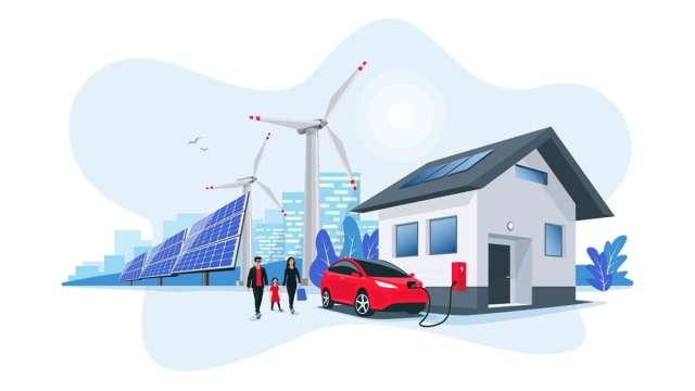 法國巴黎資產管理:能源轉型投資趨勢確立。(圖:業者提供)