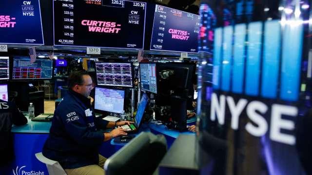 〈美股盤後〉九月開局喜!Zoom漲逾40% 標普那指雙創新高 (圖片:AFP)