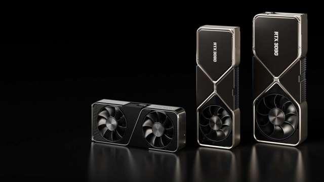Nvidia聯手三星美光!推首款Ampere怪獸級RTX 3090顯卡 (圖片:NVIDIA官網)