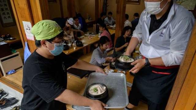 南韓8月CPI創近5個月新高 氣候異常致新鮮食品價格飆漲(圖:AFP)