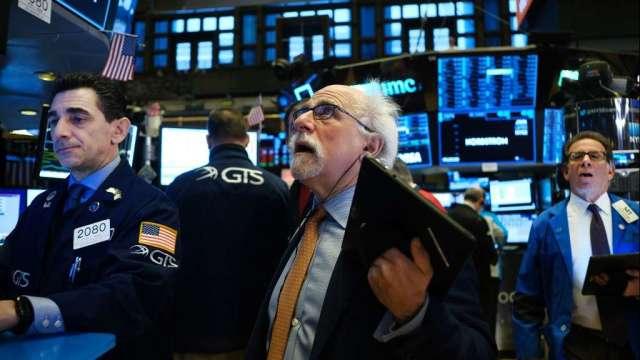 美股快樂飆漲 美國企業高層樂觀情緒卻在衰退(圖:AFP)