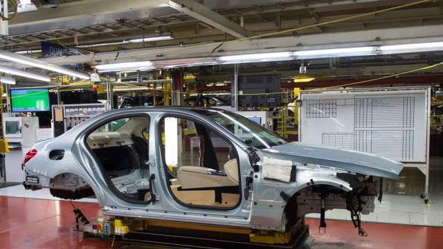 機械公會預估今年機械業產值與出口值將持平去年。(圖:AFP)
