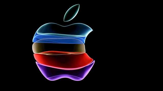 蘋果有多狂?一檔股票就贏過富時100全員總和。(圖片:AFP)