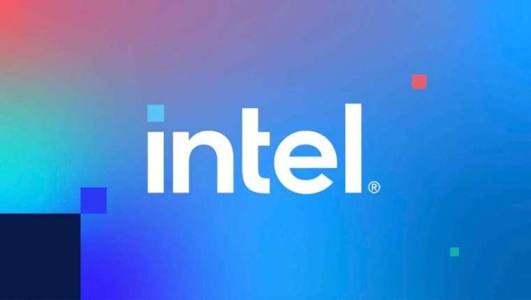 英特爾還啟用全新的品牌標誌設計,換上新的 LOGO(圖片:翻攝 Intel Newsroom)