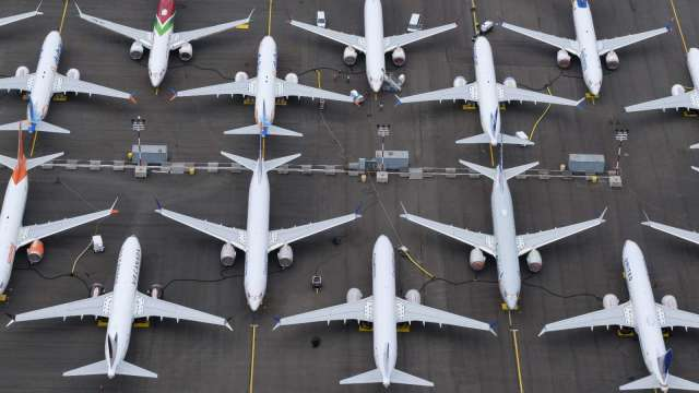航空股滿目瘡痍 哪檔能撿?分析師:西南航空可能還不錯!(圖片:AFP)