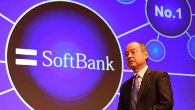 軟銀投資新加坡醫療新創公司Biofourmis 估值逾7億美元 (圖片:AFP)