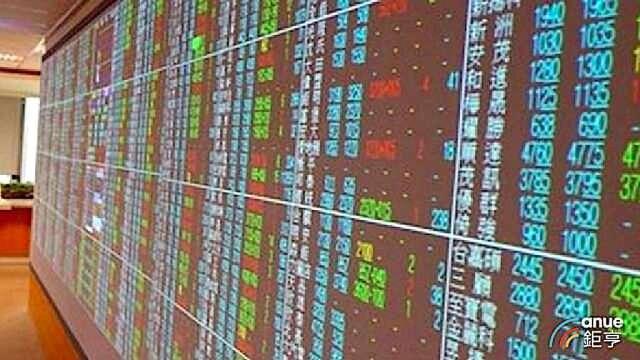 台股漲58.47點收復月線,族群個股方面,以面板為首電子零組件相關獲市場關注。(鉅亨網資料照)