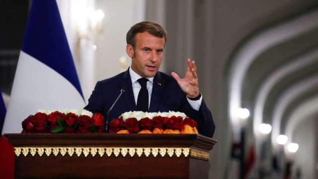 法國政府推1000億歐元刺激方案 以應對疫情打擊(圖:AFP)